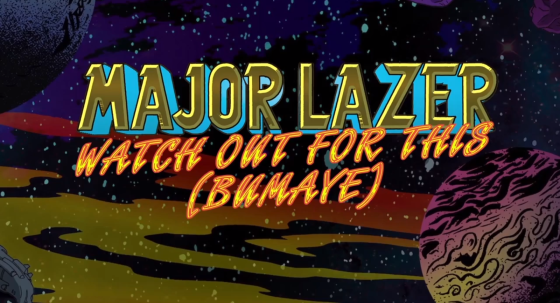 Major Lazer - Watch Out For This Lyrics   Musixmatch