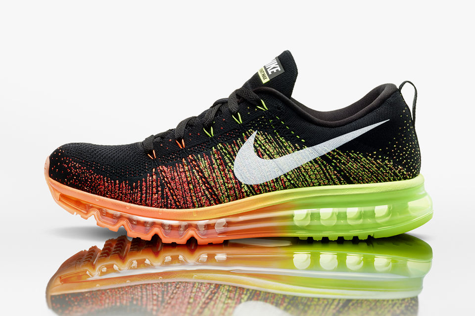 La chaussure Hybride : Nike Flyknit Air Max | Hy¥pe'z Up