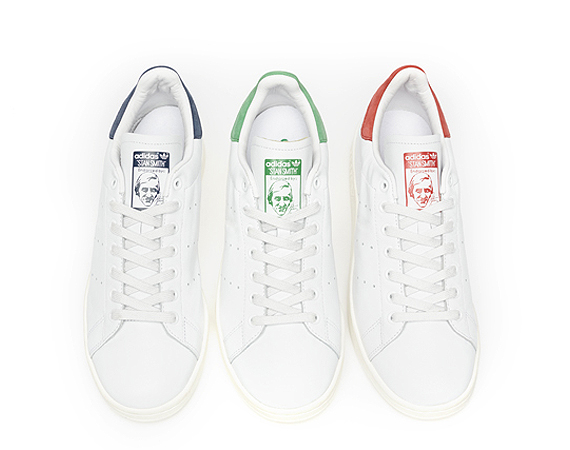 Stan Smith 2014 Rouge