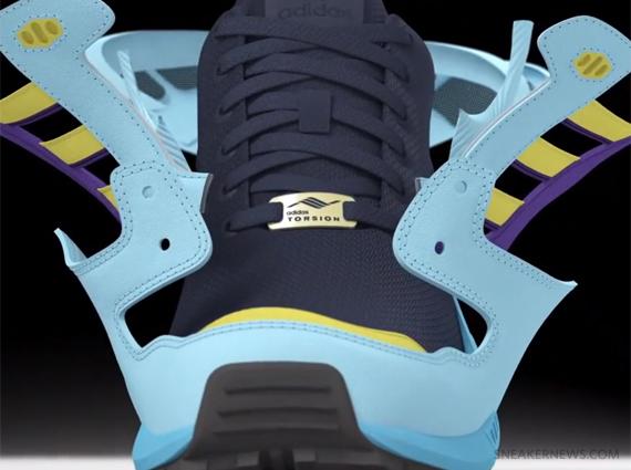Un Lien Entre Passé Et Futur : Adidas ZX Flux | Hy¥pe'z Up