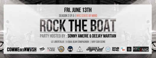 ROCK THE BOAT _ nyc state of mind