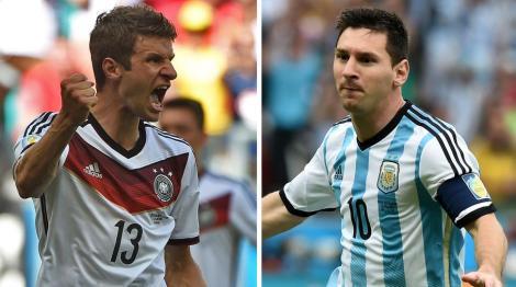 Allemagne Argentine Finale coupe du monde 2014