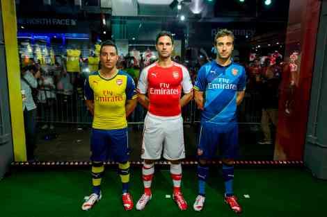 Arsenal 2014 2015