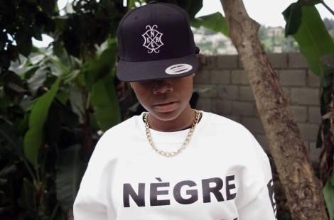 Nègre Marron Clothing  La jeunesse d'Haïti s'exprime dans le textile.1