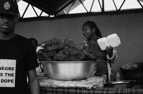 Nègre Marron Clothing  La jeunesse d'Haïti s'exprime dans le textile.2