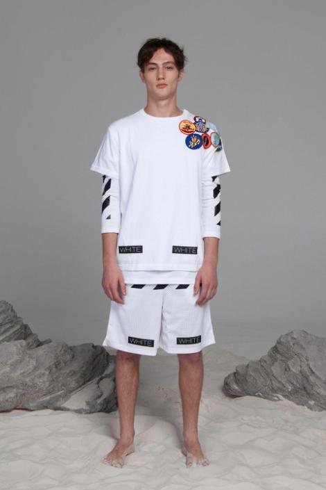 Off White par Virgil Abloh collection Été 2014.11