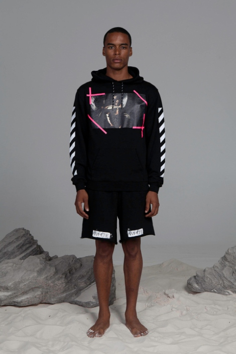 Off White par Virgil Abloh collection Été 2014.15