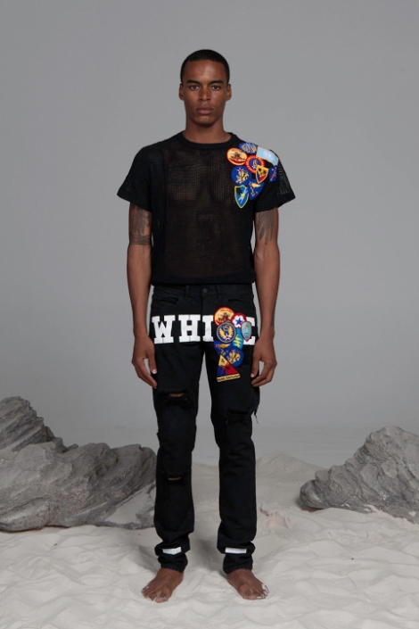 Off White par Virgil Abloh collection Été 2014.17