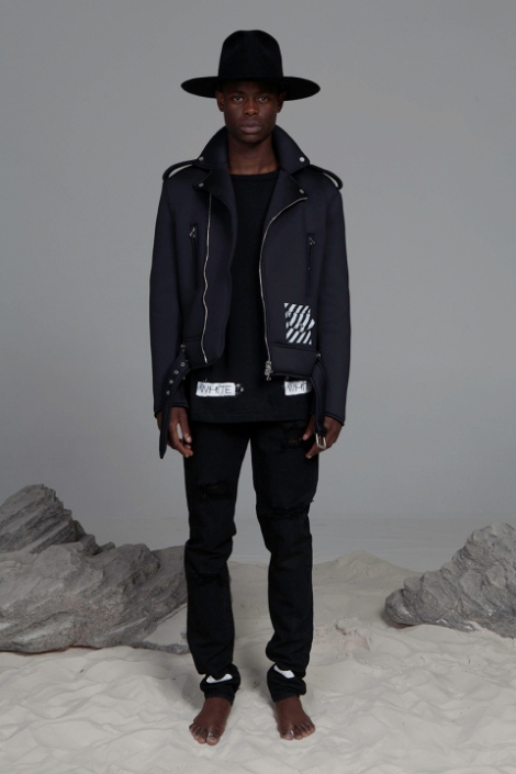 Off White par Virgil Abloh collection Été 2014.18