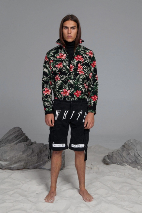 Off White par Virgil Abloh collection Été 2014.2