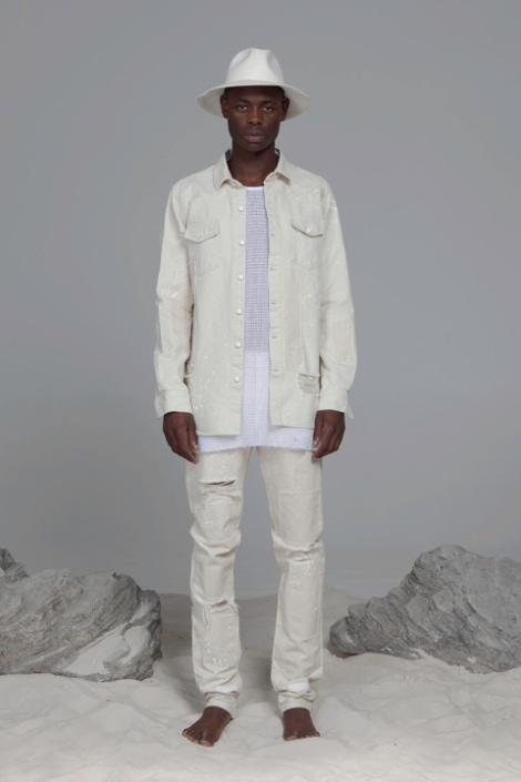 Off White par Virgil Abloh collection Été 2014.9