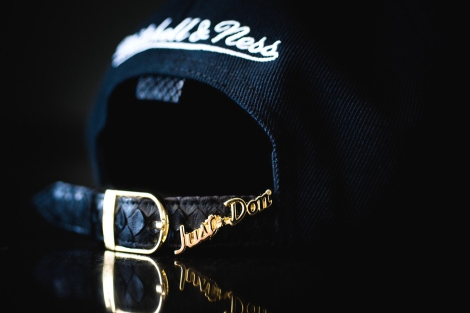 Been Trill & Just Don Capsule Collection snapbacks NBA-1