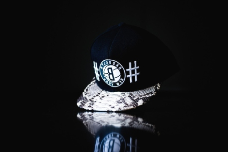 Been Trill & Just Don Capsule Collection snapbacks NBA-2