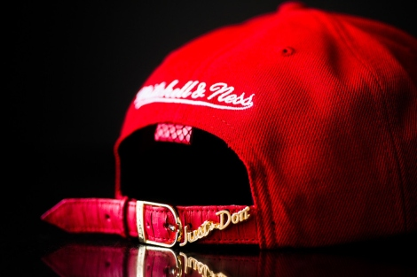Been Trill & Just Don Capsule Collection snapbacks NBA-5