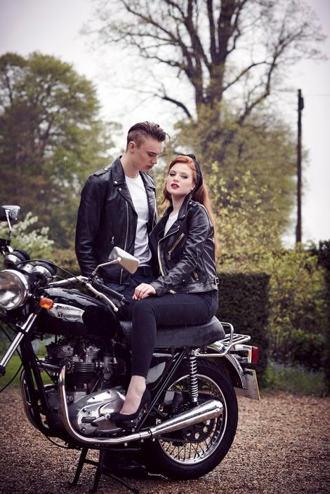 duo sur moto