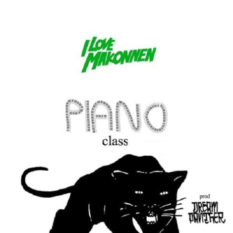iLoveMakonnen - Piano Class