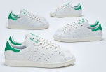 Adidas Stan Smith en 4 cuirs différents