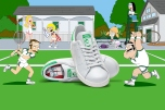 Adidas Stan Smith x American Dad