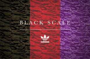 Black Scale x Adidas Originals collection capsule disponible bientôt.