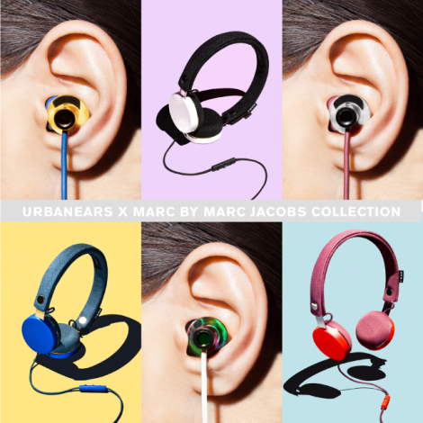 marc jacobs urbanears