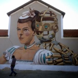 Pixel pancho Lisbonne