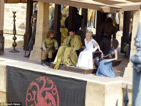 tyrion et khaleesi