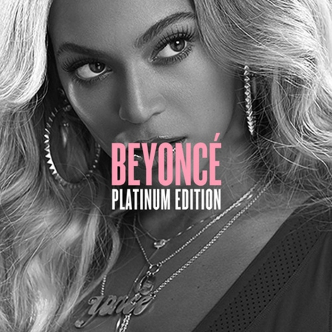 Beyoncé-Platinum-Edition-album