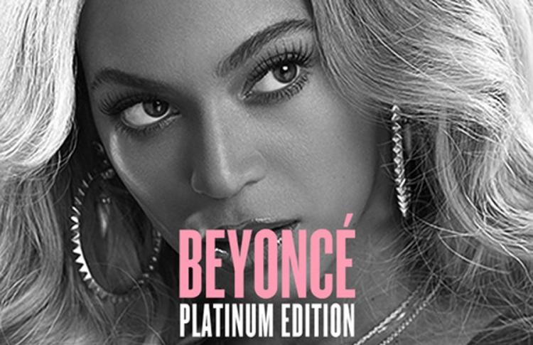 Beyoncé-Platinum-Edition-album